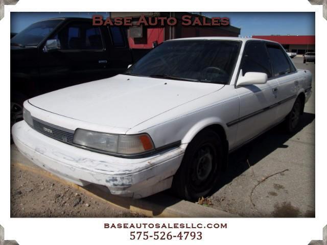 1989 Toyota Camry LE V6 Sedan