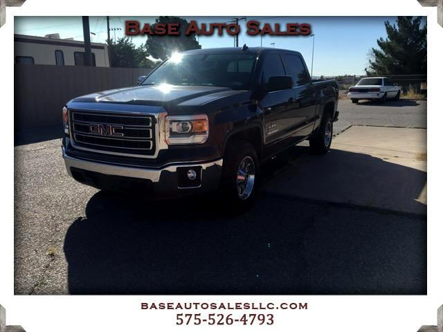 2014 GMC Sierra 1500 SLE Crew Cab Long Box 2WD