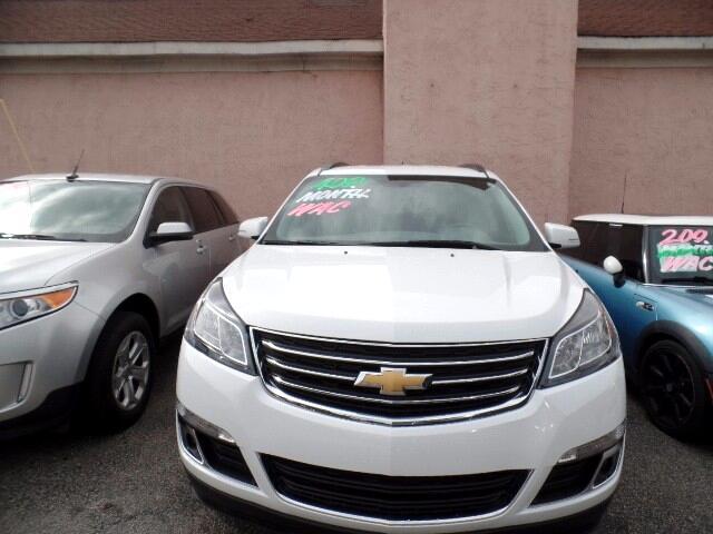 Daniels Chevrolet Swainsboro Ga >> Used 2017 Chevrolet Traverse 1LT FWD for Sale in Augusta ...