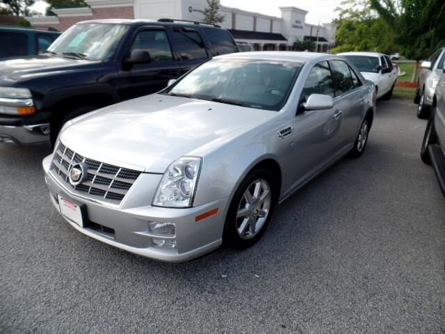 2010 cadillac sts v6 luxury performance used cars in augusta ga 30907. Black Bedroom Furniture Sets. Home Design Ideas