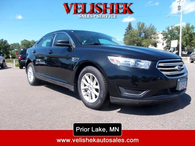 2013 Ford Taurus SE FWD 1 OWNER