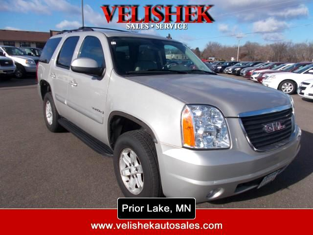 2008 GMC Yukon SLT2 4 WHEEL DRIVE