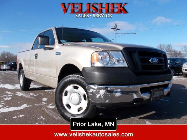 2007 Ford F-150 XL SuperCab 6.5-ft. Bed 4WD