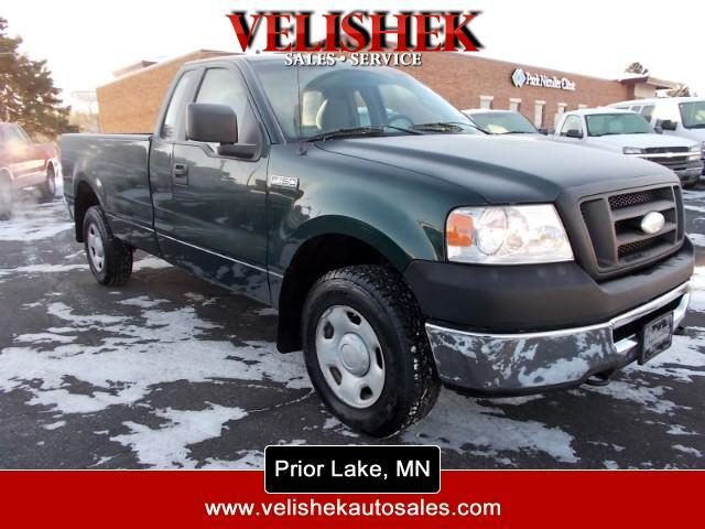2007 Ford F-150 XL Reg. Cab Long Bed 4WD large CAB