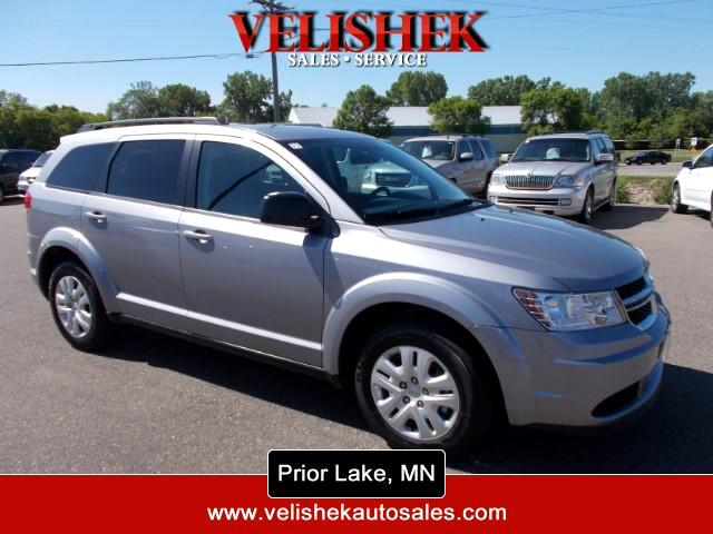 2016 Dodge JOURNEY SE SE 3RD ROW