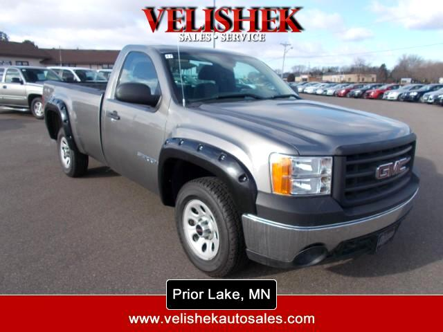 2008 GMC Sierra 1500 Long Bed 4WD