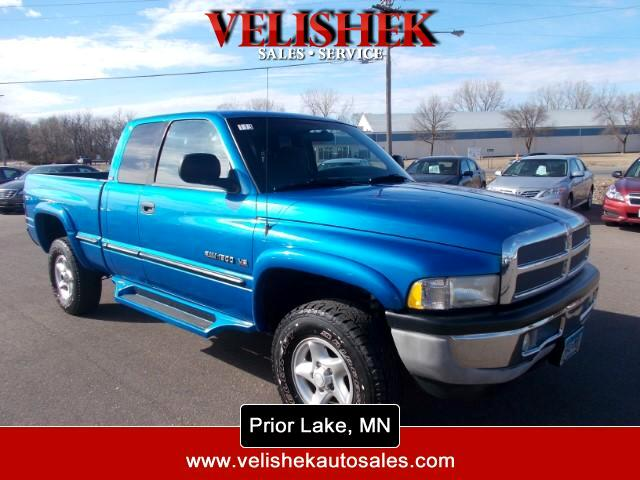 1999 Dodge Ram 1500 Quad Cab 6.5-ft. Bed 4WD