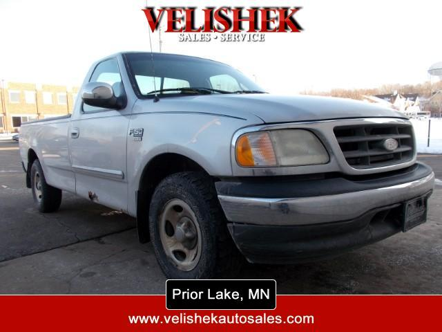 2002 Ford F-150 XLT 8FT BOX 2WD