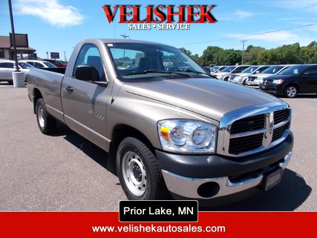 2007 Dodge Ram 1500 ST REAR WHEEL DRIVE