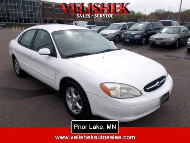 2002 Ford Taurus 4dr Sdn SE