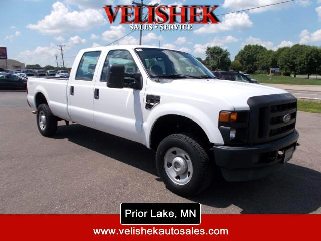 2010 Ford F-350 SD XL Crew Cab 4WD