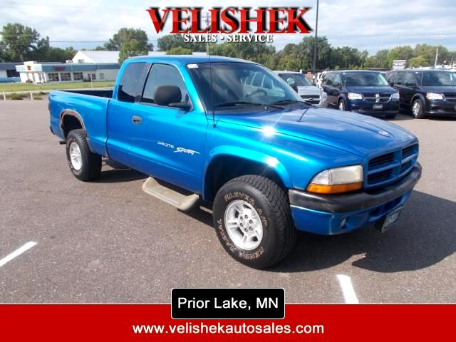 1999 Dodge Dakota Sport Club Cab 4WD