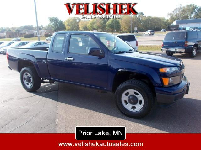 2012 Chevrolet Colorado Work Truck Ext. Cab 4WD