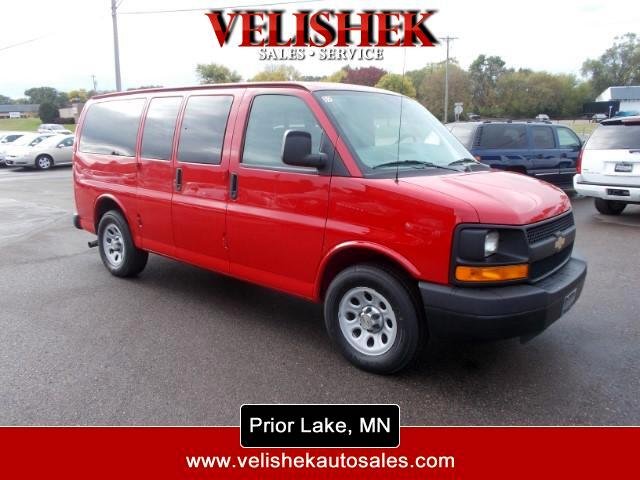 2013 Chevrolet Express 1500 LS