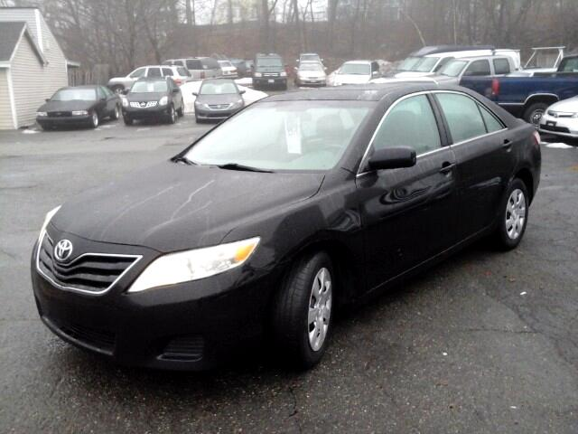 2010 Toyota Camry LE 6-Spd MT