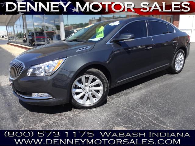 2016 Buick LaCrosse Premium Package 1, w/Leather
