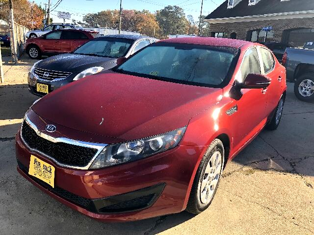 2011 Kia Optima LX MT