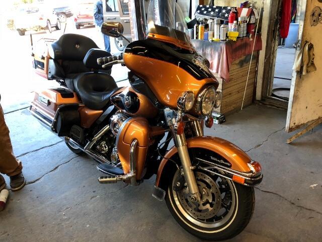 2008 Harley-Davidson FLHTCU ANV