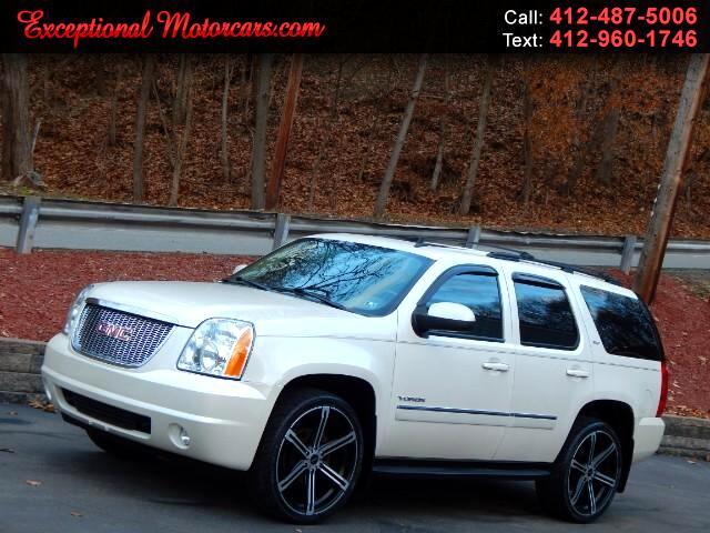 2010 GMC Yukon SLT 4WD