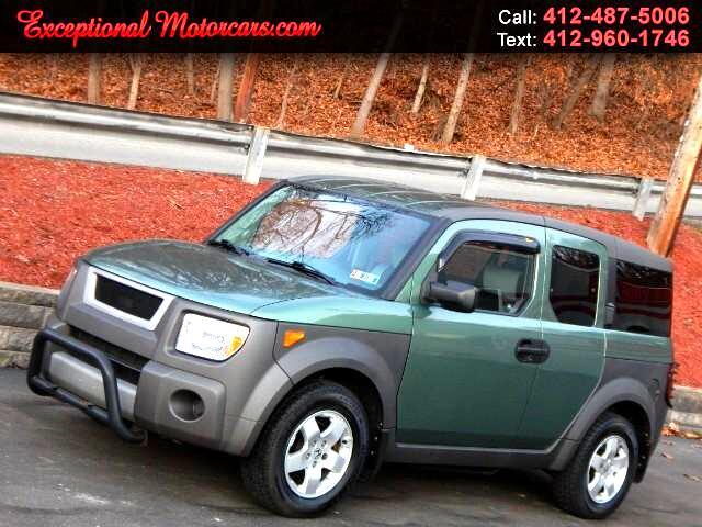 2004 Honda Element EX 2WD