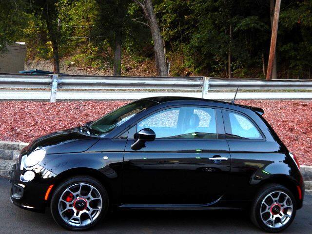 2015 Fiat 500 Sport Hatchback