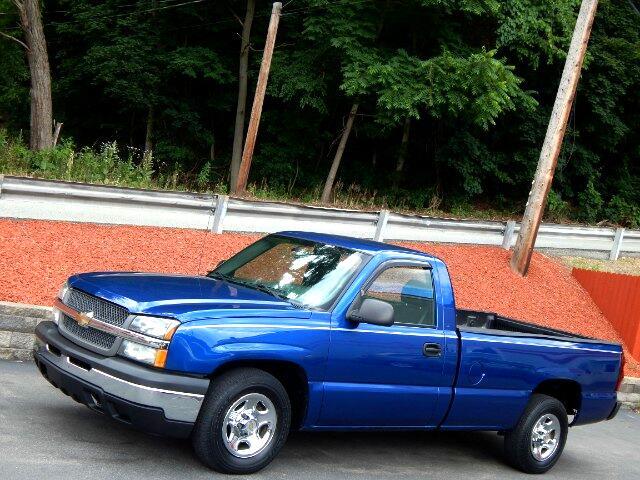 2004 Chevrolet Silverado 1500 Long Bed 2WD