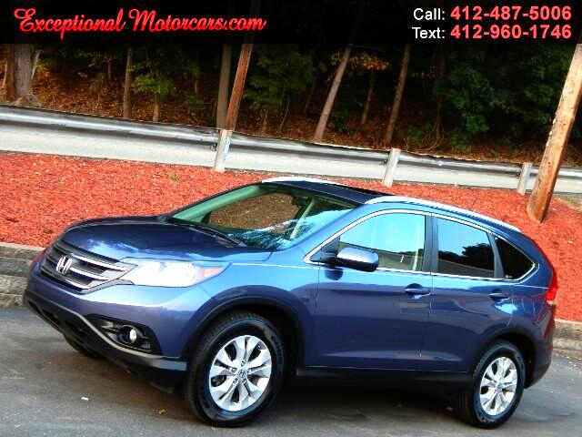 2012 Honda CR-V EX-L 2WD 5-Speed AT