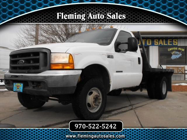 1999 Ford F-350 SD XL Reg. Cab 4WD DRW