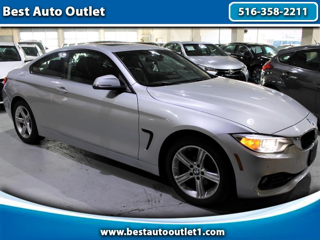 2014 BMW 4 Series 2dr Cpe 428i xDrive AWD SULEV
