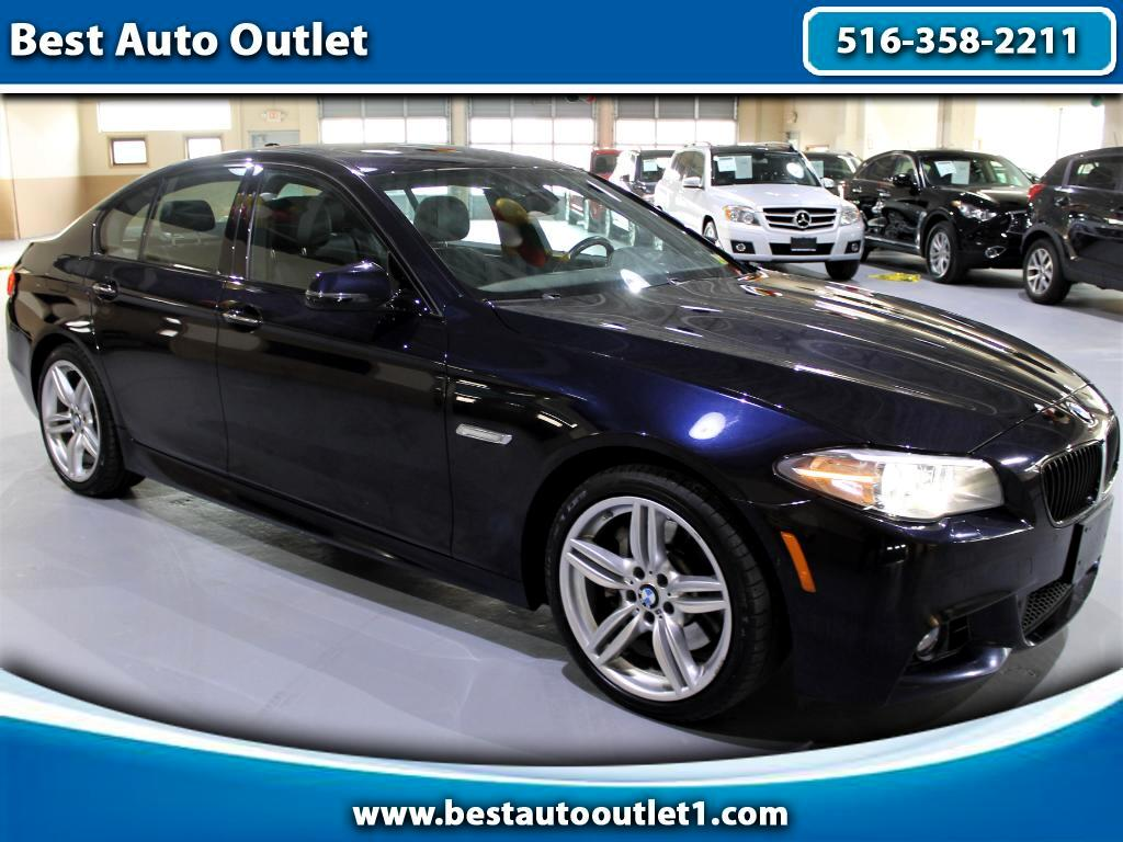 2015 BMW 5 Series 535i xDrive MSport AWD