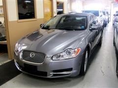 2010 Jaguar XF-Series