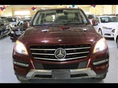 2013 Mercedes-Benz M-Class