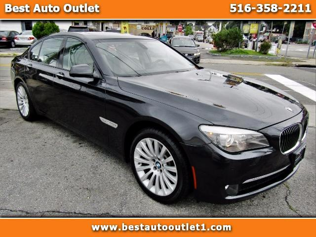 2012 BMW 7-Series 750i xDrive Sedan