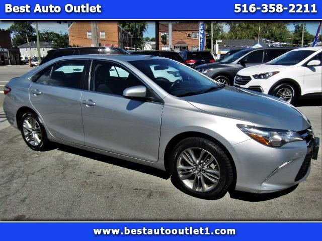 2016 Toyota Camry SE 6-Spd AT