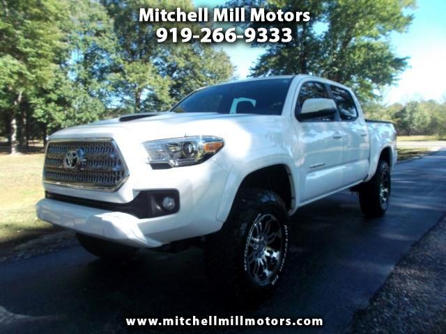 2016 Toyota Tacoma TRD Sport 4WD