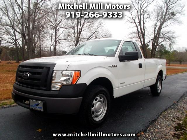 2012 Ford F-150 W/T 8ft Bed 2WD