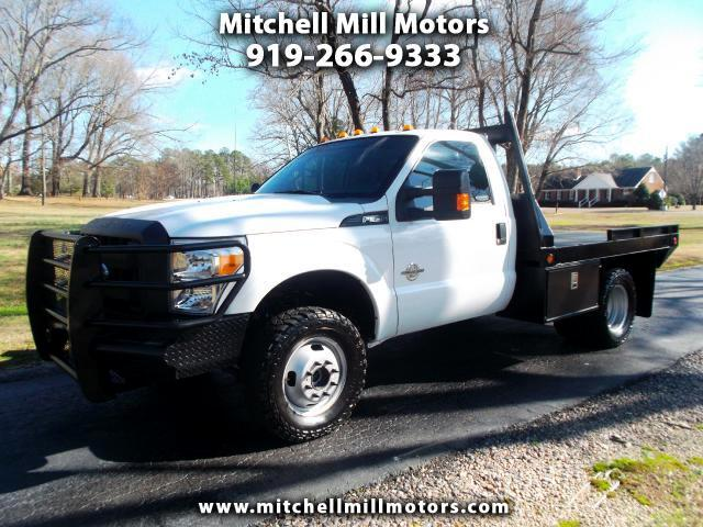 2015 Ford F-350 SD XL DRW 4WD
