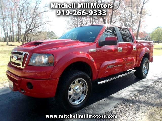 2007 Ford F-150 FTX All Terrain Tuscany Edition