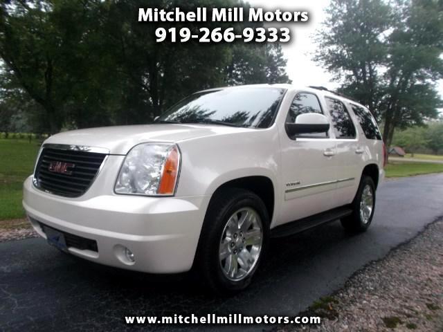 2012 GMC Yukon SLT1 2WD