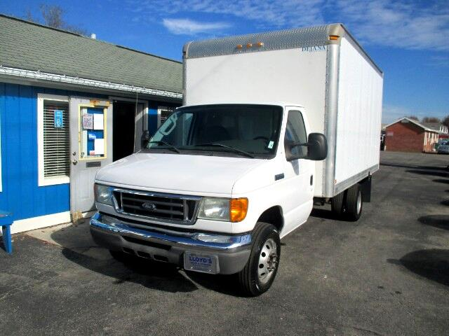 2006 Ford Econoline E-350 Super Duty Box Truck