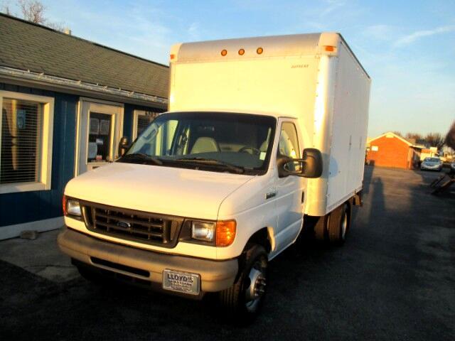 2007 Ford Econoline E-350 Super Duty Box Truck