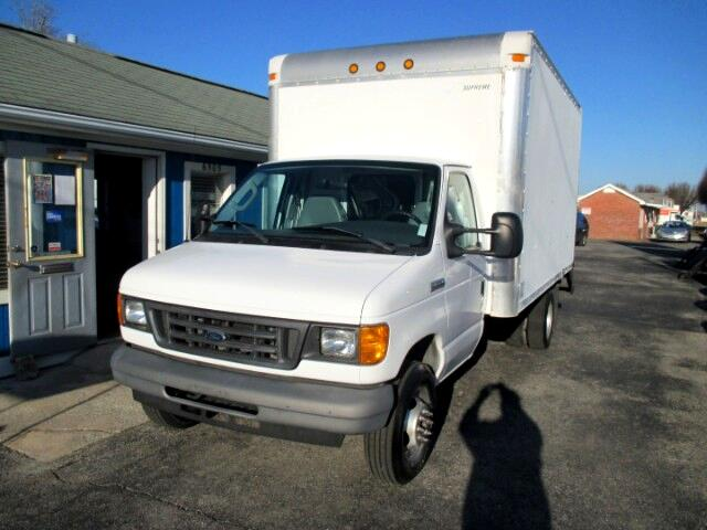 2007 Ford Econoline E-350 Super Duty Box Truck