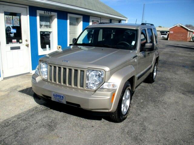 2010 Jeep Liberty Sport 4WD