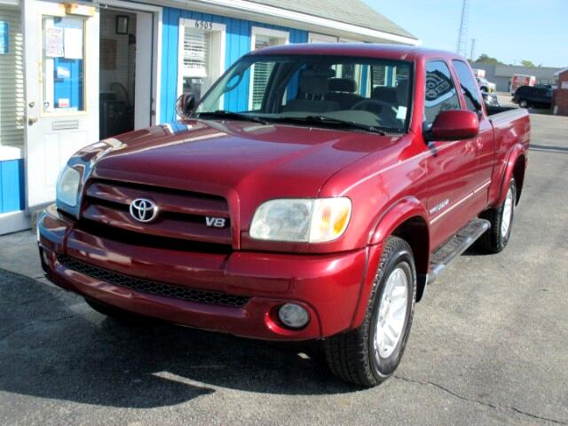 2005 Toyota Tundra Limited Access Cab 4WD