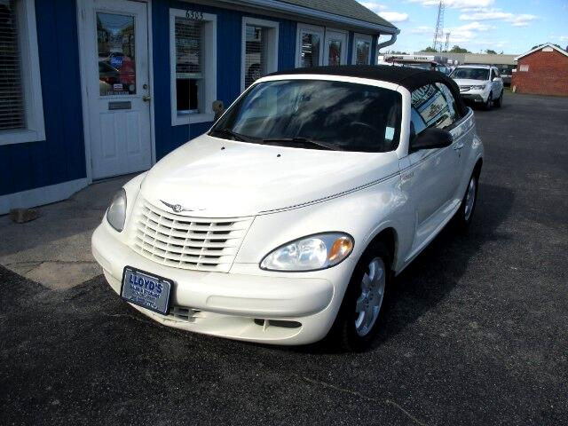 2005 Chrysler PT Cruiser Convertible