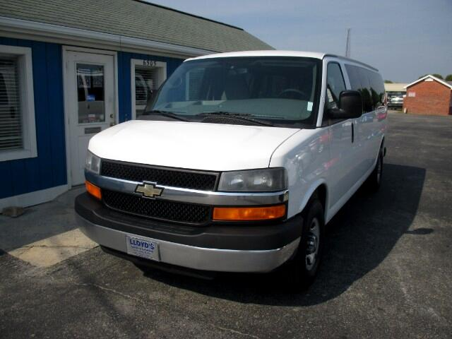 2012 Chevrolet Express LS 3500 EXTENDED
