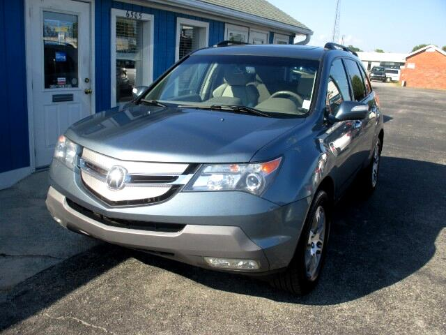 2008 Acura MDX SH-AWD 6-Spd AT w/Tech Package