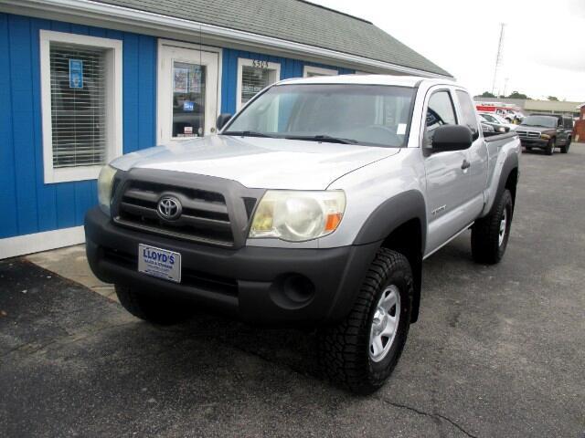 2009 Toyota Tacoma Access Cab 4WD