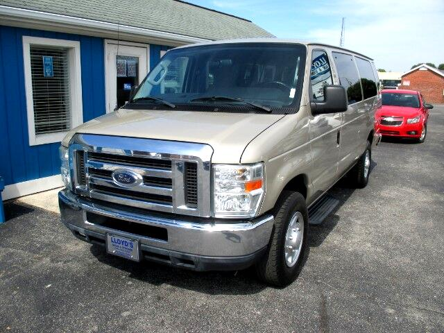 2010 Ford Econoline E-350 XLT Super Duty Extended