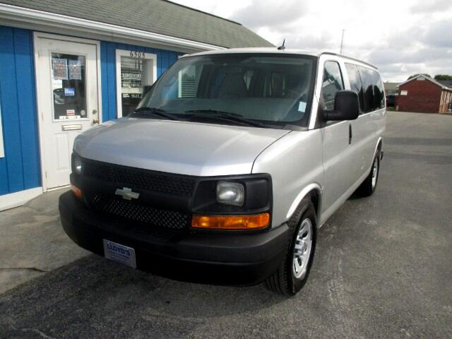 2011 Chevrolet Express 1500 LS
